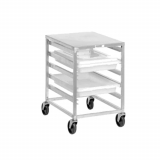 Bus Box & Tub Storage Rack & Cart