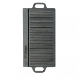 Cast Iron Grill & Griddle Plate