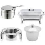 Chafers, Chafing Dishes & Accessories