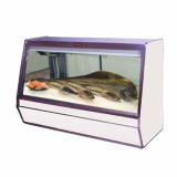 Deli Seafood & Poultry Display Case