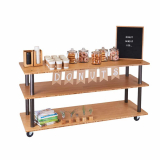 Dining Room Service & Display Cart