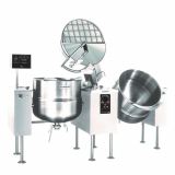 Direct Twin Unit Kettle Mixer