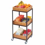 Display Merchandising Cart