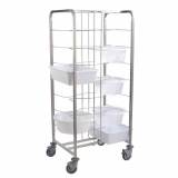 Dough Container Cart