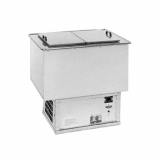 Drop-In Ice Cream Dipping Cabinet