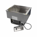 Electric Drop-In Hot & Cold Food Well Unit