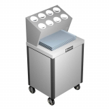 Flatware & Tray Cart