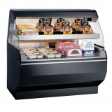 Floor Model Heated Deli Display Case