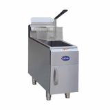 Full Pot Countertop Gas Fryer