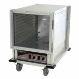 Half-Height Mobile Proofer Cabinet
