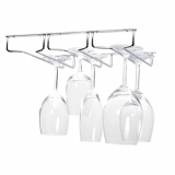 Hanging Keg Storage Rack & Glass Rack