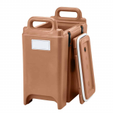 Insulated Plastic Soup Carrier