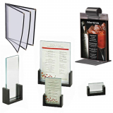 Menus & Holders