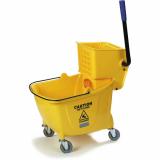Mop Bucket Wringer Combination