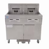 Multiple Battery Electric Fryer