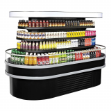 Open Refrigerated Display Merchandiser