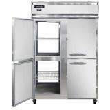 Pass-Thru Refrigerator