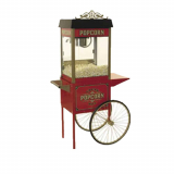 Popcorn Cart & Display Stand