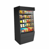 Self-Serve Non-Refrigerated Display Case