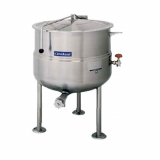 Stationary Direct Steam Kettle