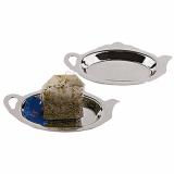 Tea Bag & Strainer Caddy (wet & used)