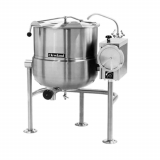 Tilting Direct Steam Kettle
