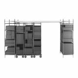 Track Shelving Kit