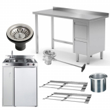 Warewashing Tables & Sinks Parts Accessories