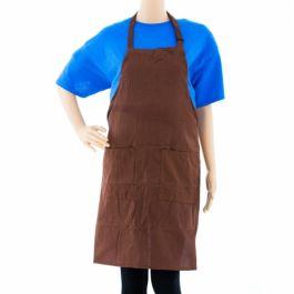 Chef Approved 167BAADJBR - Bib Apron, 32