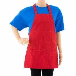 Chef Approved 167BAFHRD - Half Length Bib Apron, 25