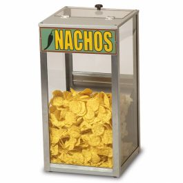 Winco Display Nacho Cheese & Chips Warmer