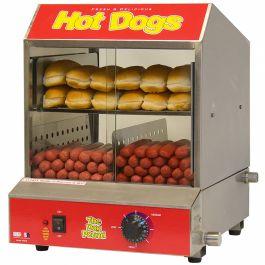 Winco Hot Dog Steamer