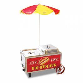 Winco Hot Dog Merchandiser