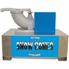 Winco Shaved Ice Machine