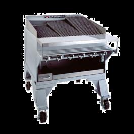 Bakers Pride Floor Model Gas Charbroiler