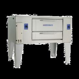 Bakers Pride Gas Deck-Type Oven