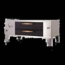 Bakers Pride Y-600BL-DSP - Super Deck Series Display Pizza Deck Oven, Gas, 60