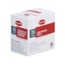 Cambro Stickers (Labels)
