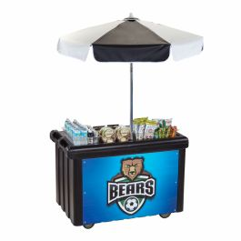 Cambro Vending Merchandising Kiosk