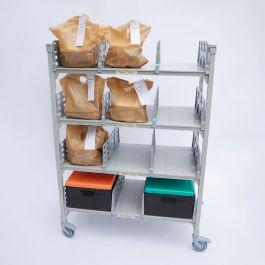 Cambro Merchandising & Display Rack & Cart