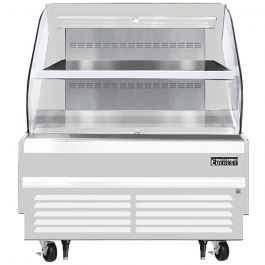 Everest EOMH-48-W-35-T - Horizontal Open Display Merchandiser, 48