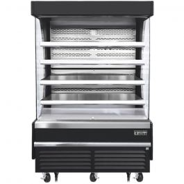 Everest Refrigeration Open Refrigerated Display Merchandiser