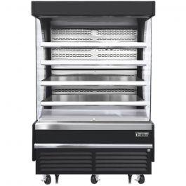Everest Refrigeration Open Refrigerated Display Merchandiser