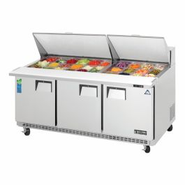 Everest Refrigeration Mega Top Sandwich & Salad Unit Refrigerated Counter