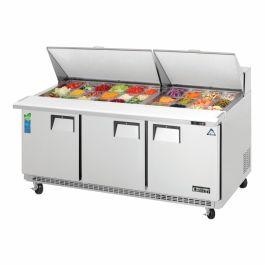 Everest Refrigeration Mega Top Sandwich & Salad Unit Refrigerated Counter
