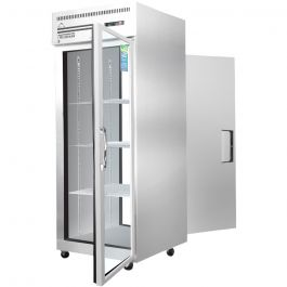 Everest Refrigeration Pass-Thru Refrigerator