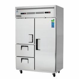 Everest Refrigeration Reach-In Refrigerator Freezer