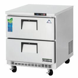 Everest Refrigeration Reach-In Undercounter Refrigerator
