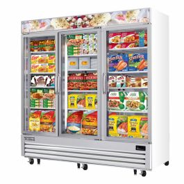Everest Refrigeration Merchandiser Freezer