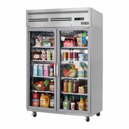 Everest ESGR2 - Reach-In Refrigerator, Two-section, 49-5/8